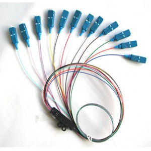Fiber Optical Ribbon Fan-out Pigtail